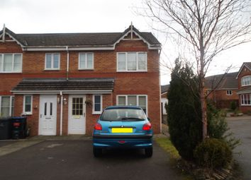 Thumbnail 3 bed end terrace house to rent in Victoria Avenue, Gwent