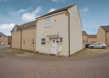 Thumbnail 2 bedroom end terrace house for sale in Livingstone Road, Yaxley, Peterborough, Cambridgeshire.