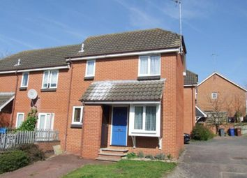 Thumbnail 1 bed end terrace house for sale in Pavilion Court, Haverhill