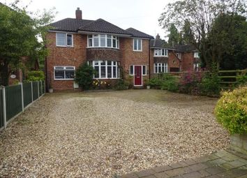 Thumbnail 4 bed detached house for sale in Somerset Road, Walsall, West Midlands