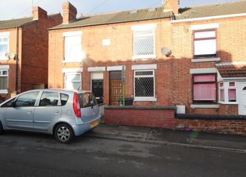 Thumbnail 2 bed terraced house for sale in Milton Street, Ilkeston