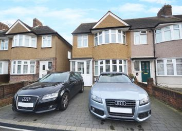 Thumbnail 4 bed end terrace house for sale in Elmer Gardens, Isleworth