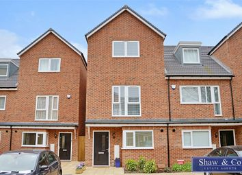 Thumbnail 4 bed end terrace house for sale in Hunting Place, Hounslow