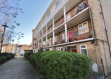 Thumbnail 1 bed flat to rent in Keates Estate, Stoke Newington, London
