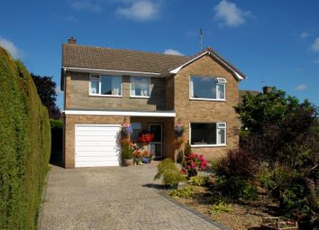 Thumbnail 4 bed detached house for sale in Fairfield Close, Coleford