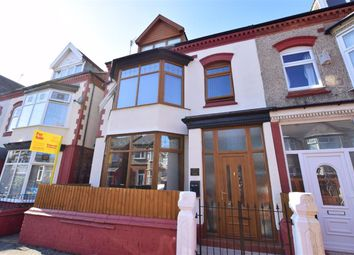 Thumbnail 4 bed semi-detached house for sale in Kinnaird Road, Wallasey, Merseyside