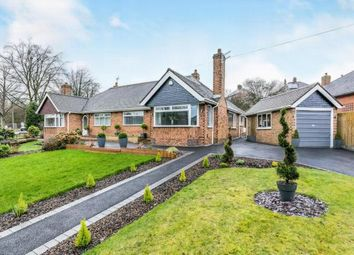 Thumbnail 2 bed bungalow for sale in Tittensor Road, Clayton, Newcastle Under Lyme, Staffs