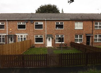 Thumbnail 2 bed semi-detached house to rent in Newburn Road, Shield Row, Stanley, Co. Durham.