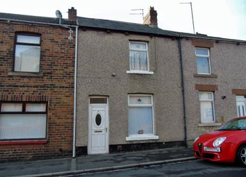 Thumbnail 2 bed terraced house to rent in Wesley Street, Willington, Crook
