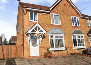 Thumbnail 3 bed semi-detached house for sale in Cormie Close, Stoke-On-Trent