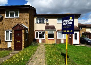 Thumbnail 2 bed terraced house for sale in St Lukes Close, Swanley, Kent