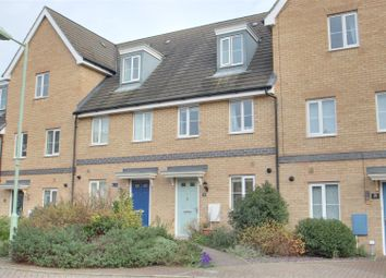 Thumbnail 3 bed town house for sale in Hares Close, Kesgrave, Ipswich