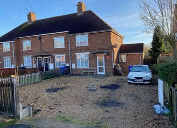 Thumbnail 3 bed end terrace house to rent in Hyde Road, Roade, Northampton