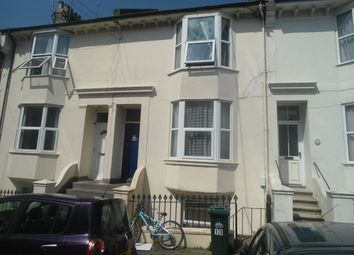 Thumbnail 5 bed terraced house to rent in Pevensey Road, Brighton
