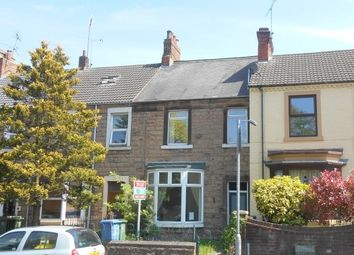 3 bed terraced house to rent in Woodhouse Road, Mansfield NG18