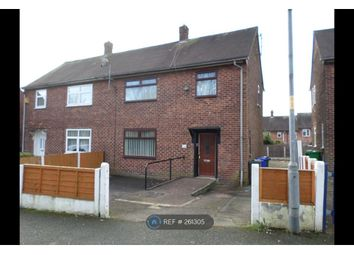 Thumbnail 4 bed semi-detached house to rent in Benmore Road, Manchester