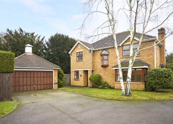 Thumbnail 4 bed detached house for sale in St. Andrews Gardens, Cobham, Surrey