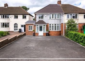 Thumbnail 3 bed semi-detached house for sale in Kingswood Drive, Streetly, Sutton Coldfield, West Midlands