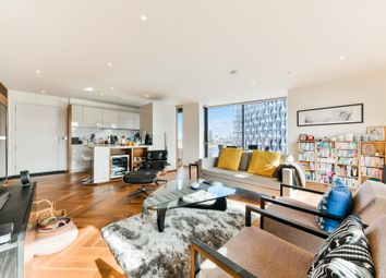 Thumbnail 2 bed terraced house for sale in Ambassador Building, Embassy Gardens, London