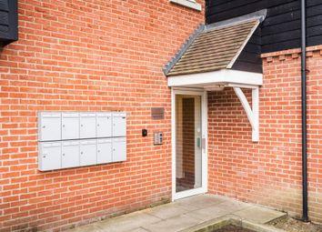 Thumbnail 1 bedroom flat for sale in Heron Court, Bishop's Stortford