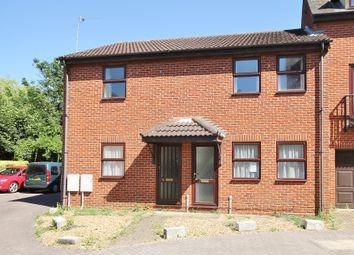 Thumbnail 2 bed flat to rent in Robbs Walk, St. Ives, Huntingdon