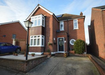 4 bed detached house for sale in Alexandra Road, Sible Hedingham, Halstead CO9