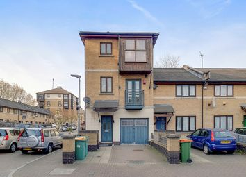 Thumbnail 3 bedroom town house for sale in Badminton Mews, London