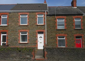 Thumbnail 2 bedroom terraced house for sale in Lone Road, Clydach, Swansea.