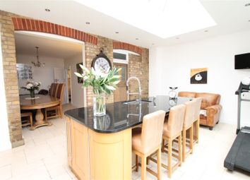 4 bed terraced house for sale in New River Crescent, Palmers Green, London N13