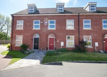 Thumbnail 4 bed town house for sale in Pasture Lane, Scartho Top, Grimsby, South Humberside