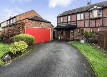 Thumbnail 4 bed detached house for sale in Spindletree Drive, Derby, Derbyshire