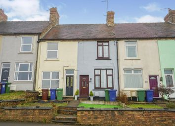 Rawnsley Road, Hednesford, Cannock WS12. 2 bed terraced house for sale