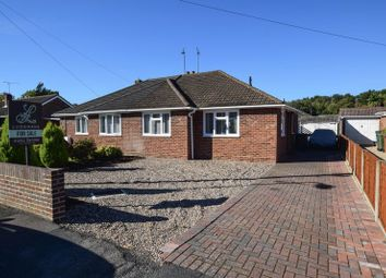 Thumbnail 2 bed bungalow for sale in Waverley Drive, Ash Vale, Aldershot