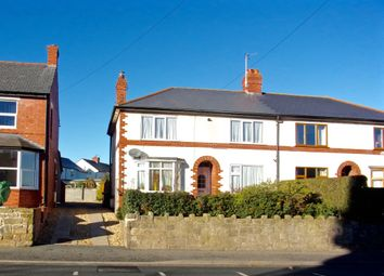 Thumbnail 3 bed semi-detached house for sale in Gobowen Road, Oswestry