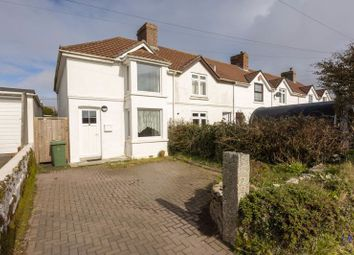Thumbnail 2 bed end terrace house for sale in Tyringham Row, Lelant, St. Ives