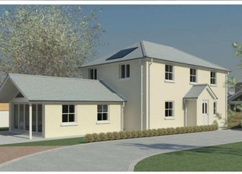 Thumbnail 4 bed detached house for sale in New Road, Haverfordwest