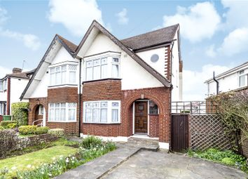 Thumbnail 3 bed semi-detached house for sale in Taunton Way, Stanmore