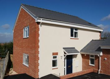 Thumbnail 3 bed detached house to rent in Hill Head Close, Glastonbury
