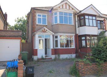 Thumbnail 3 bed end terrace house for sale in Blackbush Avenue, Chadwell Heath