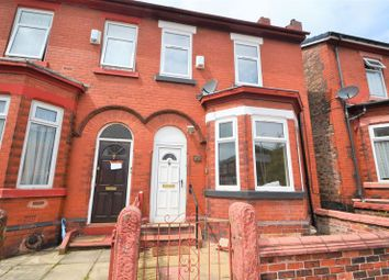 Thumbnail 3 bed terraced house to rent in Gladstone Road, Eccles, Manchester