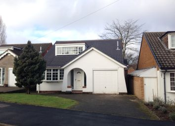 Thumbnail 4 bedroom detached house to rent in Dunchurch Crescent, Sutton Coldfield, Birmingham