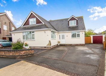 Thumbnail 3 bed detached bungalow for sale in Heywood Boulevard, Thingwall, Wirral