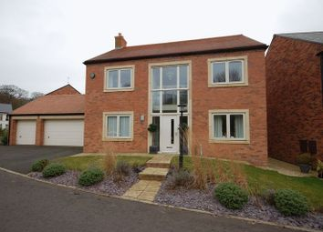 Thumbnail 4 bedroom detached house for sale in St Joseph's Close, Killingworth Village, Newcastle Upon Tyne