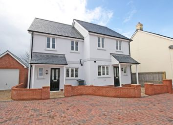 Thumbnail 2 bed semi-detached house for sale in Jackson Meadow, Lympstone, Exmouth