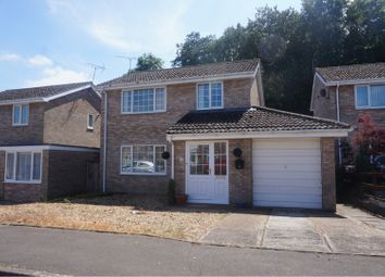 Thumbnail 5 bed detached house for sale in Woodlands Drive, Thetford