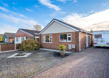Thumbnail 2 bed detached bungalow for sale in Aspin View, Knaresborough, North Yorkshire