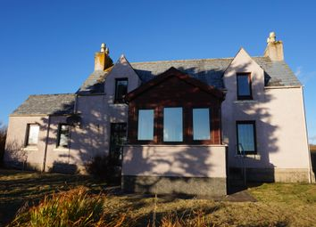 Thumbnail 3 bed detached house for sale in Back, Isle Of Lewis
