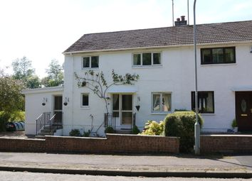 Thumbnail 3 bed semi-detached house for sale in Adamton Estate, Monkton, Prestwick