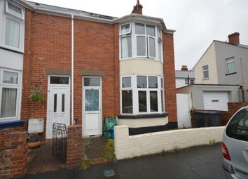 Thumbnail 3 bed semi-detached house to rent in Danby Terrace, Exmouth