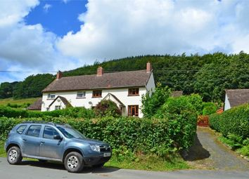 Thumbnail 3 bed semi-detached house for sale in Llaneglwys, Llaneglwys, Builth Wells, Powys